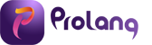 Prolang logo