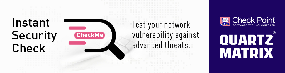 test-securitate-cibernetica-check-point-quartz-matrix