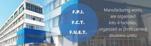 Compania Comelf, producator echipamente și utilaje pentru industria energetică
